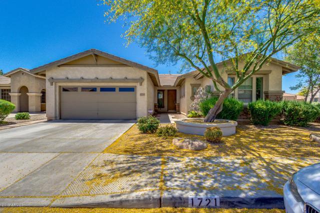 1721 W Kingbird Drive, Chandler, AZ 85286 (MLS #5944170) :: Kepple Real Estate Group