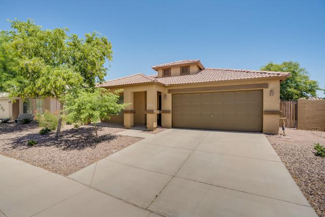 18207 N Crestview Lane, Maricopa, AZ 85138 (MLS #5944190) :: Revelation Real Estate