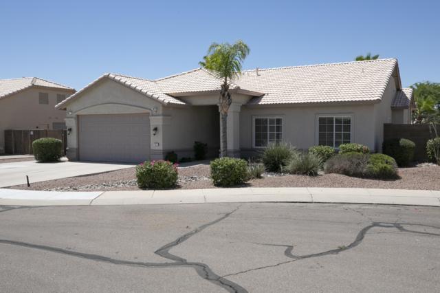 123 E Pebble Trail, Casa Grande, AZ 85122 (MLS #5944215) :: The Laughton Team