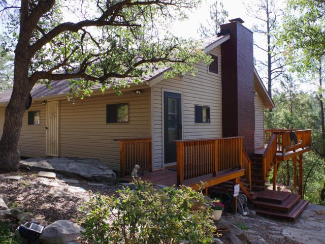 11108 N Houston Mesa Road, Payson, AZ 85541 (MLS #5944288) :: The Garcia Group