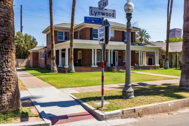 344 W Lynwood Street, Phoenix, AZ 85003 (MLS #5944329) :: CC & Co. Real Estate Team