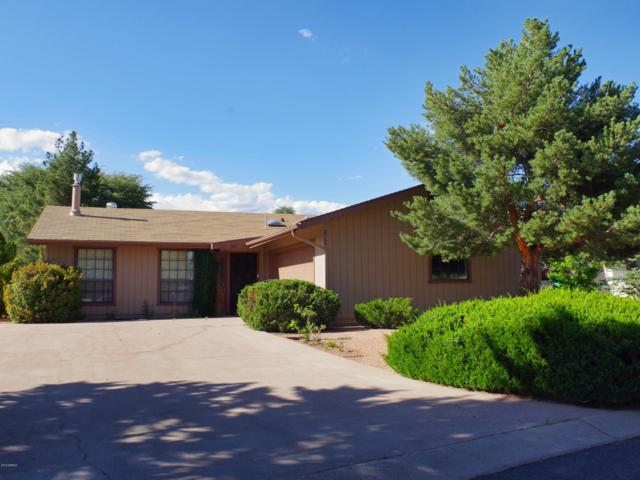 102 N Pinecrest Road, Payson, AZ 85541 (MLS #5944376) :: The Property Partners at eXp Realty