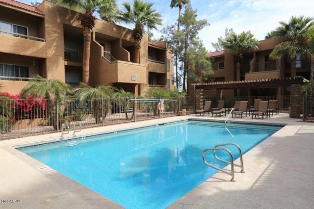 2625 E Indian School Road E #132, Phoenix, AZ 85016 (MLS #5944442) :: The Laughton Team
