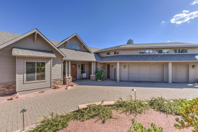 703 N Grapevine Drive, Payson, AZ 85541 (MLS #5944461) :: Kepple Real Estate Group