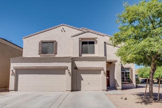 43502 W Blazen Trail, Maricopa, AZ 85138 (MLS #5944466) :: Lucido Agency