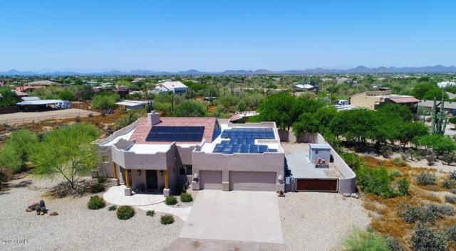 6151 E Wildcat Drive, Cave Creek, AZ 85331 (MLS #5944519) :: CC & Co. Real Estate Team