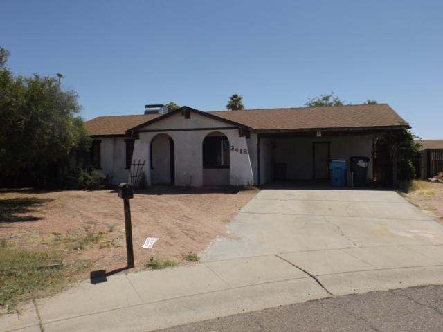 3418 E Everett Drive, Phoenix, AZ 85032 (MLS #5944551) :: The Laughton Team