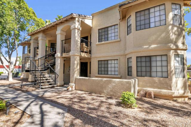 925 S Longmore Street #102, Mesa, AZ 85202 (MLS #5944600) :: Kortright Group - West USA Realty