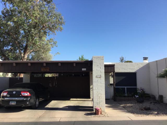 1725 N Date #56, Mesa, AZ 85201 (MLS #5944601) :: The Laughton Team