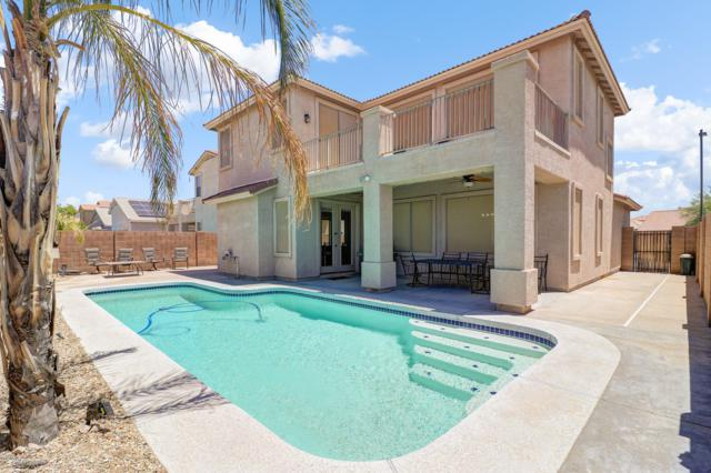 2492 S 259th Avenue, Buckeye, AZ 85326 (MLS #5944607) :: The Laughton Team