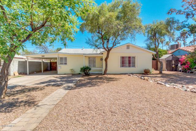 137 W 8TH Place, Mesa, AZ 85201 (MLS #5944630) :: The Laughton Team