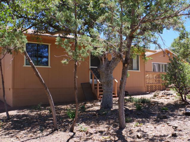 3235 N Kysar Way, Pine, AZ 85544 (MLS #5944634) :: Kepple Real Estate Group