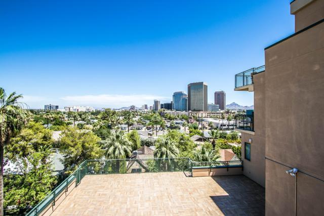 17 W Vernon Avenue #623, Phoenix, AZ 85003 (MLS #5944635) :: The Laughton Team
