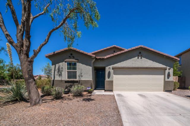 18357 N Ventana Lane, Maricopa, AZ 85138 (MLS #5944666) :: The Kathem Martin Team