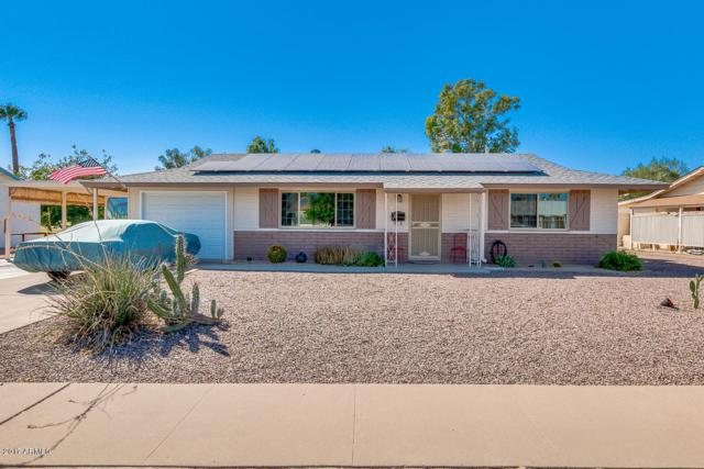 12232 N Thunderbird Road, Sun City, AZ 85351 (MLS #5944686) :: Occasio Realty