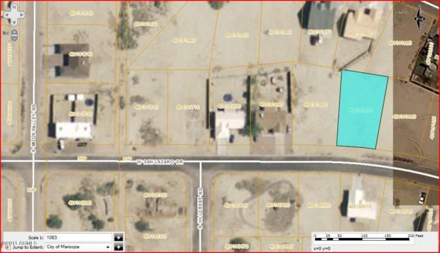 9342 W San Lazaro Drive, Arizona City, AZ 85123 (MLS #5944731) :: Revelation Real Estate