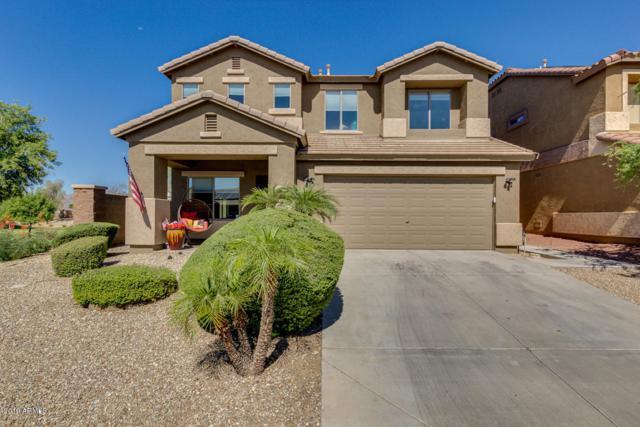 9110 N 184TH Lane, Waddell, AZ 85355 (MLS #5944732) :: CC & Co. Real Estate Team