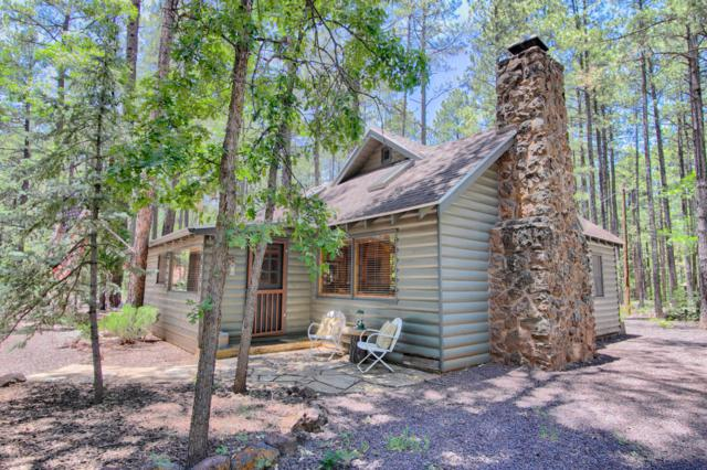 2616 Grape Vine Road, Pinetop, AZ 85935 (MLS #5944775) :: Kepple Real Estate Group