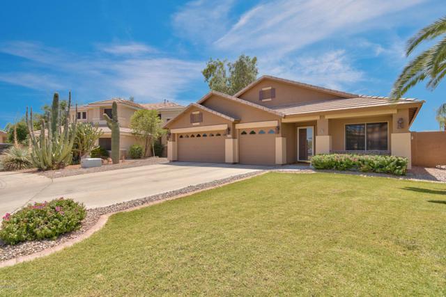 648 N Bridlegate Drive, Gilbert, AZ 85234 (MLS #5944810) :: Occasio Realty