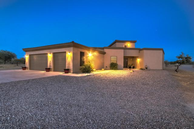10819 E The Griffin Way, Coolidge, AZ 85128 (MLS #5944865) :: Yost Realty Group at RE/MAX Casa Grande