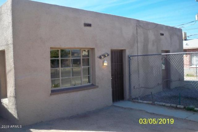 2126 S 8TH Avenue, Tucson, AZ 85713 (MLS #5944885) :: Yost Realty Group at RE/MAX Casa Grande