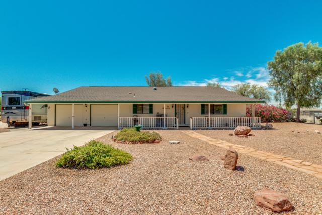 22601 W Hammond Drive, Buckeye, AZ 85326 (MLS #5944971) :: The Kenny Klaus Team