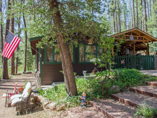 881 N Fsr 199 Road, Payson, AZ 85541 (MLS #5945133) :: Revelation Real Estate