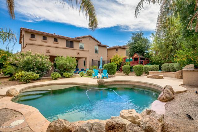 3816 E Scorpio Place, Chandler, AZ 85249 (MLS #5945324) :: The Daniel Montez Real Estate Group