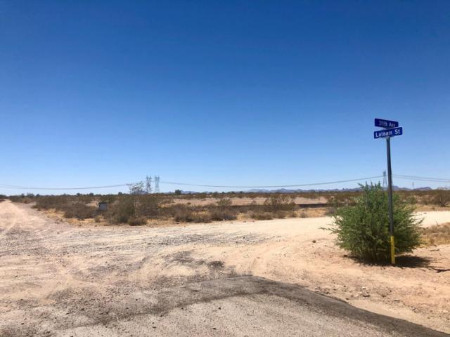 0 W Latham Street, Buckeye, AZ 85396 (MLS #5945415) :: The Everest Team at eXp Realty
