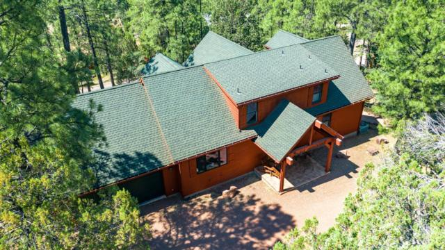 488 W Homestead Lane, Payson, AZ 85541 (MLS #5945472) :: The Kenny Klaus Team