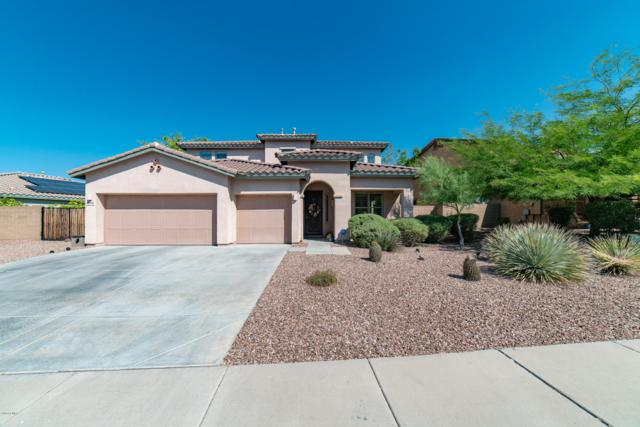 12758 W Eagle Ridge Lane, Peoria, AZ 85383 (MLS #5945517) :: The Pete Dijkstra Team