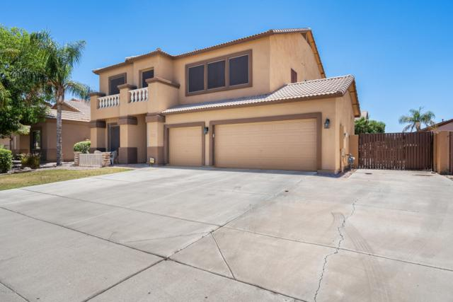 8009 W Clara Lane, Peoria, AZ 85382 (MLS #5945749) :: The Laughton Team