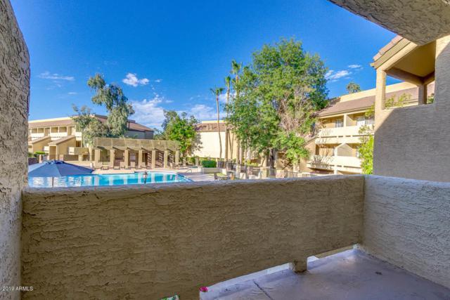 1331 W Baseline Road #229, Mesa, AZ 85202 (MLS #5945990) :: Brett Tanner Home Selling Team