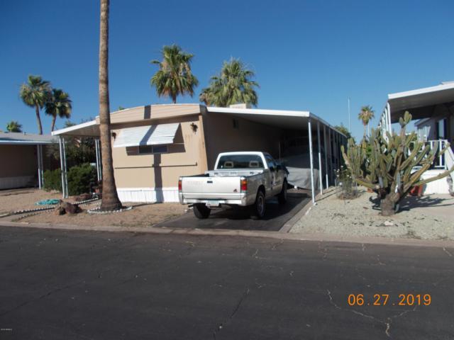 2650 W Union Hills Drive #31, Phoenix, AZ 85027 (MLS #5946284) :: The W Group