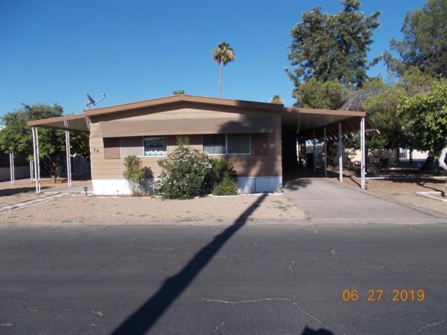 2650 W Union Hills Drive #74, Phoenix, AZ 85027 (MLS #5946285) :: The W Group