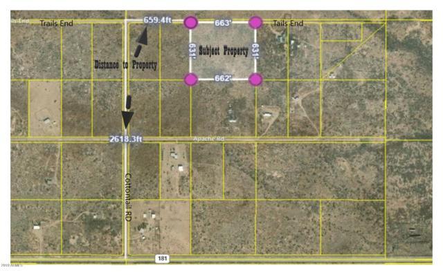 TBD E Trails End, Pearce, AZ 85625 (MLS #5946383) :: Team Wilson Real Estate