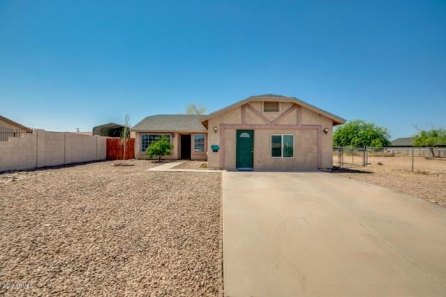 8943 W Swansea Drive, Arizona City, AZ 85123 (MLS #5946442) :: Riddle Realty