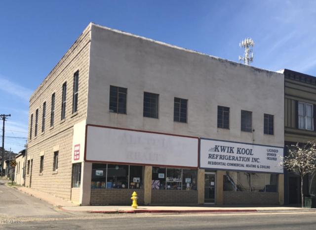 610 N Broad Street, Globe, AZ 85501 (MLS #5946469) :: Brett Tanner Home Selling Team