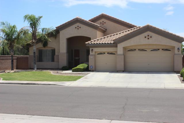 1093 E Coconino Drive, Chandler, AZ 85249 (MLS #5946547) :: The Laughton Team