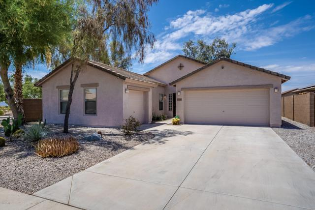 3568 S 255TH Lane, Buckeye, AZ 85326 (MLS #5946554) :: The Property Partners at eXp Realty