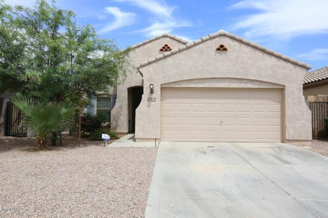 18235 N Toya Street, Maricopa, AZ 85138 (MLS #5946807) :: Revelation Real Estate