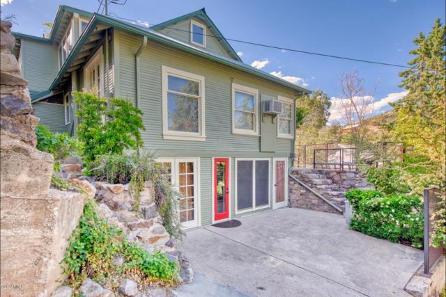 600 Tombstone Canyon C, Bisbee, AZ 85603 (MLS #5946957) :: Brett Tanner Home Selling Team