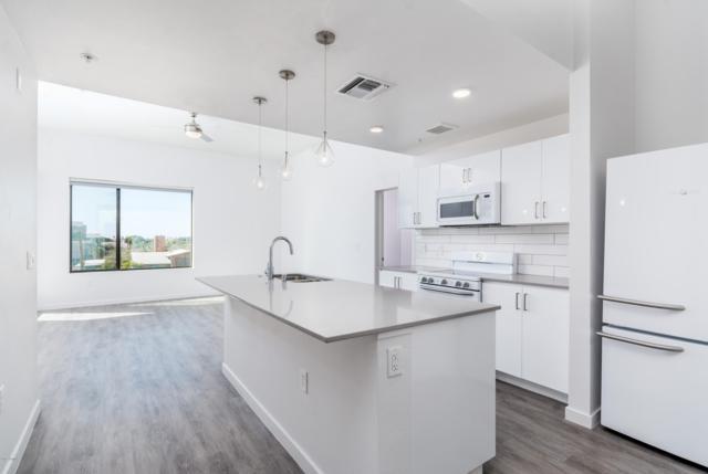 1130 N 2nd Street #408, Phoenix, AZ 85004 (MLS #5947213) :: Kortright Group - West USA Realty