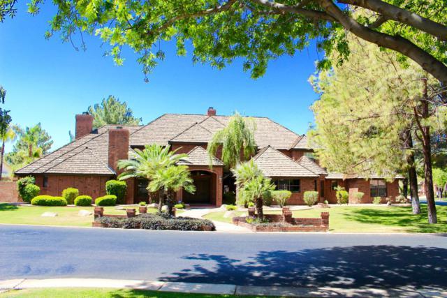 460 S Riata Street, Gilbert, AZ 85296 (MLS #5947255) :: CC & Co. Real Estate Team