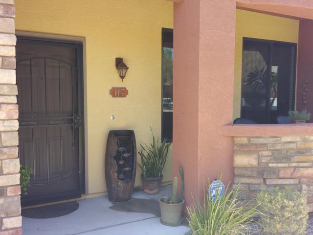 21655 N 36TH Avenue #117, Glendale, AZ 85308 (MLS #5947338) :: CC & Co. Real Estate Team