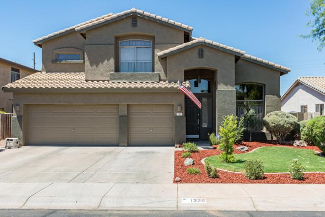1320 E Folley Place, Chandler, AZ 85225 (MLS #5947483) :: The W Group