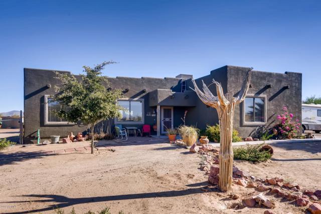25535 N Denver Hill Drive, Wittmann, AZ 85361 (MLS #5947560) :: Brett Tanner Home Selling Team