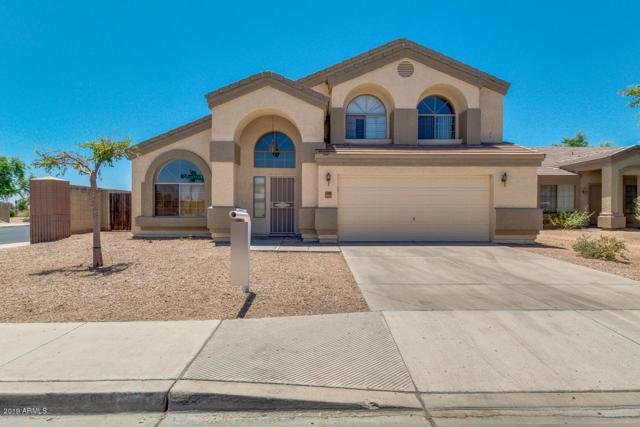12601 W Boca Raton Road, El Mirage, AZ 85335 (MLS #5947727) :: Riddle Realty Group - Keller Williams Arizona Realty