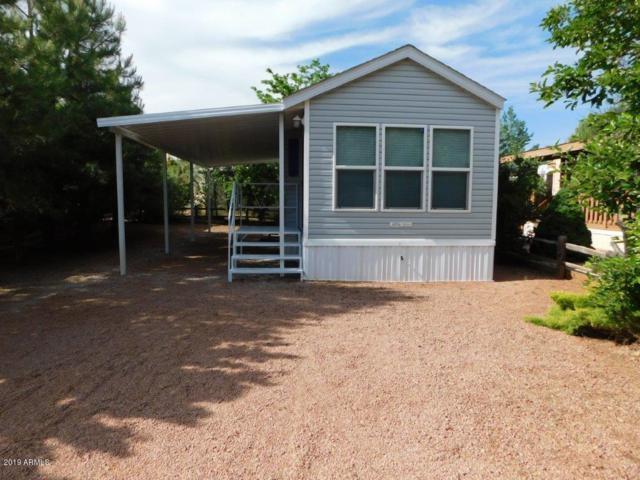 2269 Horse Thief Road, Overgaard, AZ 85933 (MLS #5947822) :: Riddle Realty Group - Keller Williams Arizona Realty