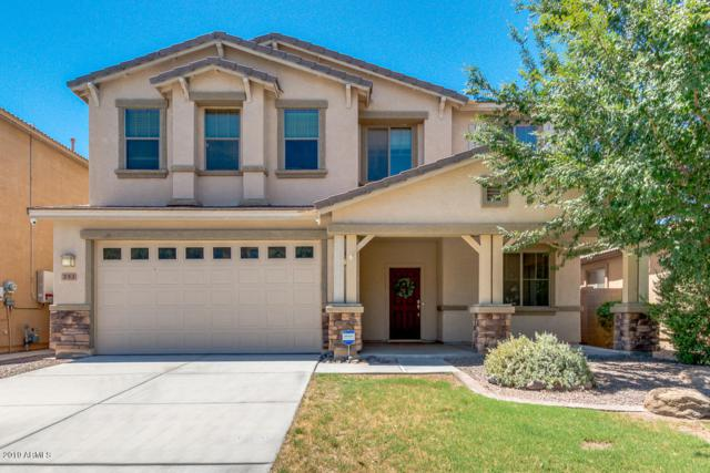 253 E Diamond Trail, San Tan Valley, AZ 85143 (MLS #5947903) :: Revelation Real Estate